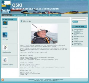 Qld Sea Kayak Instruction